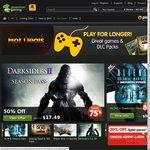 [Steam] Aliens CM + DLC - $8, Walking Dead + DLC - $12, Darksiders 2 + DLC - $14 + MORE! via GMG