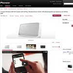 Pioneer A3 Wireless Airplay DLNA Wi-Fi Speaker $260 (RRP $499)