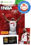 NBA 2K14 (PS3/XBOX) $62.49 + $4.90 Shipping + King James Bonus Pack + A1 Poster at Mighty Ape