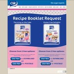 FREE Icing on The Cake and Gluten Free Recipe Booklets
