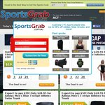 Free Shipping on Half Price Adidas Swimwear & NBA Jerseys! @ Sports Grab