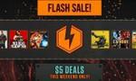 [US PSN] $5 Flash Sale for The Weekend. Max Payne 3, Fat Princess, GTA IV, LA Noire