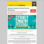 50% off Tickets to Sydney Comedy Festival ENCORE Showcase for 48hrs