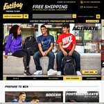 20% off Eastbay Orders $99+ Before Shipping - Expires on the 20th