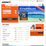Jetstar Cairns- Melbourne $45 Each Way Multiple Dates