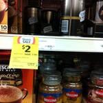 Carte Noire Millicano Instant Coffee 100g $2 (Was $9.99) @ Coles Melbourne Central