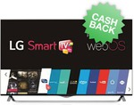 """55"""" Ultra HD LG 55UB850T TV @ $1491 at Videopro (with $150 Cash Back from LG $1341) Free Shipping"""