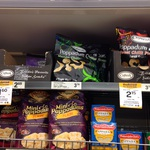 Cofresh Potato Grills $1.60 (40% off) and Poppadum Curls $2.15 (43% off) @ Woolworths