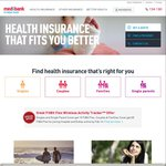 Free Fitbix Flex When Joining Medibank Hospital and Extras Cover by 14 Feb 2015