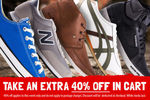 40% Off All Sneakers @ COTD