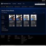 AU PSN Store Sale - Call of Duty: Advanced Warfare Gold Edition $66.97