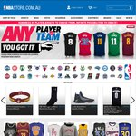 NBA League Store- 15% off Coupon Code