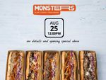 Monster Rolls Food Truck Opening // $2 Roll // Darlinghurst NSW