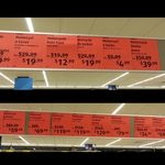 ALDI Motorcycle Stuff $20 to $30 off on Top of Their Specials (Hoxton Park / Carnes Hill - NSW)