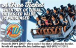 [WA] Buy 1 Get 1 Free Ticket to Adventure World @ Shop a Docket (Save up to $57)
