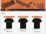 Coupons - Random Things for Sale -Light up (EL) T-Shirts AUD 19.95, EL Panels AUD 16.75 Delivered