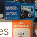 PS4 1TB Star Wars Battlefront Console $548 @ Big W