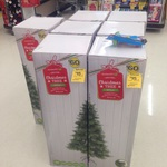 WW Deluxe Christmas Tree 200cm $15 (Was $60) @ Woolworths (Mt Gravatt, Brisbane)