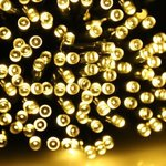200 LEDs Warm White Solar Power Fairy Lights $25.2 (After 40% off Coupon) @DIYOz