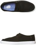 Vans Rata Vulc SF Shoes - Black Sizes 7-12 $20.71 @ SurfStitch