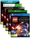 LEGO Star Wars: The Force Awakens $69 Delivered (eBay Group Deal from The Gamesmen) PS4 Xbox One PS3 Xbox 360 or Wii U