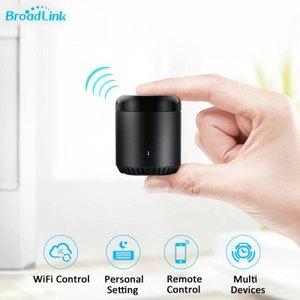 Broadlink Black Bean Smart Home Wi-Fi Universal IR Controller USD