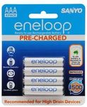 Eneloop Battery Clearance Further Discounts Sanyo/Panasonic AAA/AA 4pack $7.00 and Panasonic AA 2pack $3.50 @ Masters (Instore)