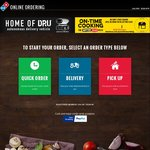 $5.00 off Most Items at Domino's, Pickup and Delivered