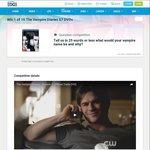 Win 1 of 10 The Vampire Diaries S7 DVDs