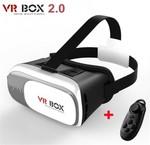 VR BOX 2.0 VR Virtual Reality 3D Glasses with Bluetooth Remote Control - US$6 (~AU$7.84) @ DD4.com