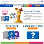 Free LEGO Make & Take @ Toys R Us - VIP Membership Req