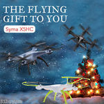 Syma X5HC with 2MP HD Camera 2.4g 4CH 6axis Headless RC Quadcopter AU $63.99 Delivered @ 51buyusa eBay