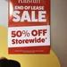 Kidstuff 70% off Storewide 413 George Street Sydney