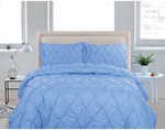$15 House & Home Linen Cotton/Pure Cotton Quilt Cover Sets QueenSize (Was $59 or $79) KingSize (Was $89)@BigW Online or in Store