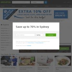 Groupon 10% off App Wide for 3hrs e.g $13.50 for Woolworths Mobile $45 Prepaid Sim
