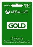 Xbox Live Gold 12 Month Digital Code $24.99 US ($31.93 AU) @ Amazon