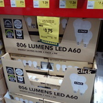 Click LED ES Lightbulbs 4pk $3.75 Bunnings Mentone (VIC)