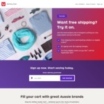 Australia Post Delivery Club - $1 for Free Shipping on Orders over $25 from Selected Stores (Melb, Syd, Bris Metro Areas)