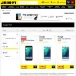 Google Pixel 32GB Black or White - $799 @ JB Hi-Fi
