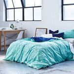 Geometric/Martine Quilt Cover Set (Queen Size) $12 Delivered @ Target