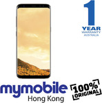 Samsung Galaxy S8 Dual Sim Gold and Grey $696.18 Import Stock Free Delivery @ Mymobile eBay