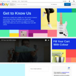 Free $20 Voucher for New Customers & Inactive 12 Month Old Accounts @ eBay