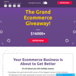 Win 1 of 3 Prizes of Ecommerce Tools for Entrepreneurs and Businesses from Cloudways