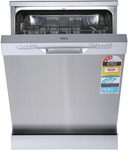 Viali Stainless Steel Freestanding Dishwasher $268.20 (Was $599) + $20 Store Credit @ The Good Guys (Free C&C)