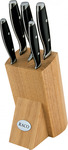 RACO Professional Choice 6 Piece Knife Block Set - $44.95 + $9.95 Shipping (WAS $74.95/RRP $199.95) @ Cookware Brands