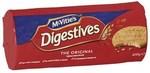 ½ Price McVities Digestive Biscuit Varieties $1.85 & Hobnobs Plain $1.50 @ Coles