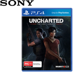 Catch - PlayStation 4: Uncharted: The Lost Legacy $19 + $6.95 Shipping