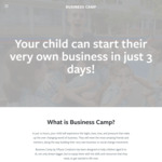 Business Camp: Brisbane and Sydney Tickets - Late Discount Tickets for AU $390