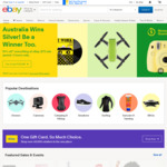 10% off Sitewide @ eBay (4 Hours Only, Ends 10pm AEDT, $75 Min Spend)