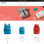 Crumpler Sale Buy Any 3 Bags Currently on Sale and Get Extra 44% off on Top of Sale Price + Free Shipping over $50 Spend